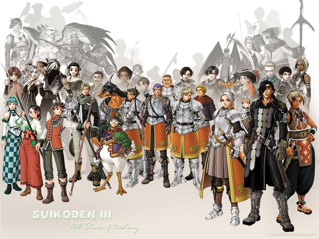 Suikoden 3 débarque sur le Playstation Store ! #4