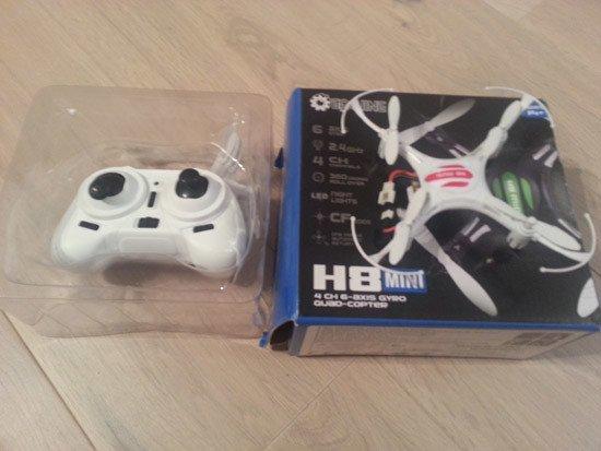 mini-drone eachine H8 mini à 13€