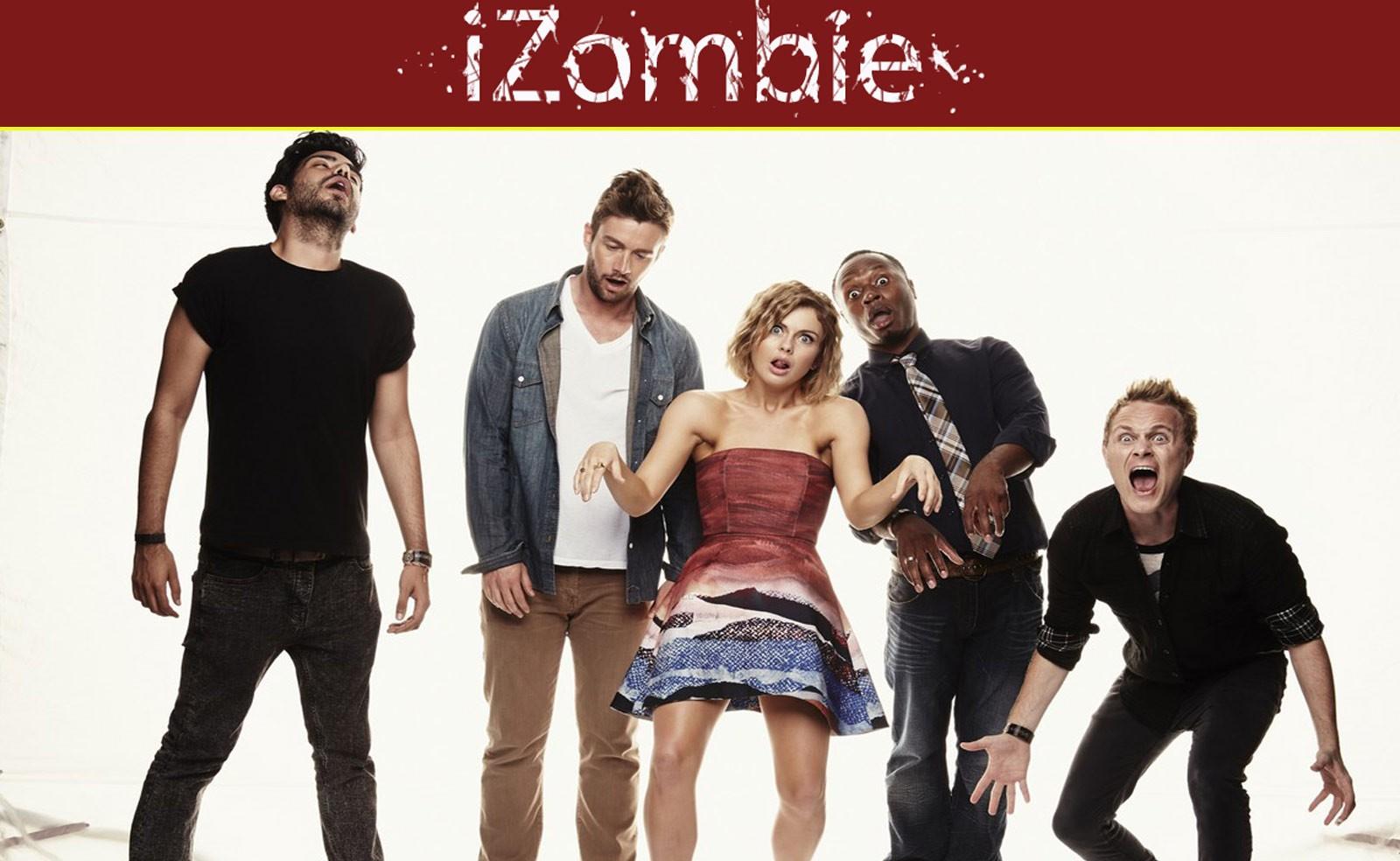 izombie-tv-show-cast-Wallpaper