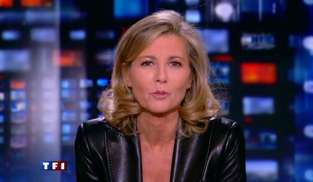 Le comptoir : Claire Chazal quitte le JT… Mais on s'en fout non? Qui regarde encore le JT?