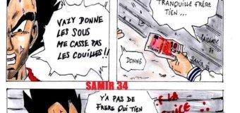 [Fan BD] Dragon Ball Zetla Street – Et si Sangoku vivait dans une cité de Montpellier ?