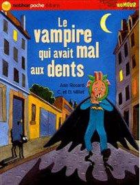 Rocard-Ann-Le-Vampire-Qui-Avait-Mal-Aux-Dents-Livre