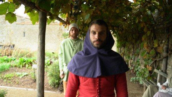 Pierre de Montfaucon, jeune seigneur en devenir.