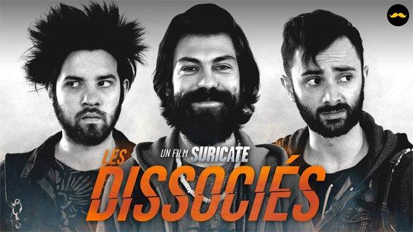 Les Dissociés - le premier film de Raphael Descraques