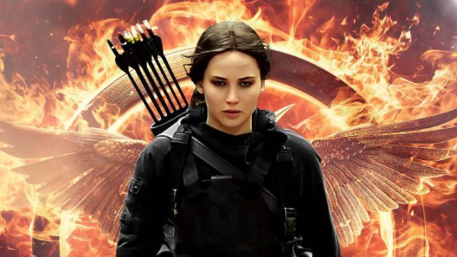 Hunger Games - la Révolte partie 2 : Clap de Fin #2