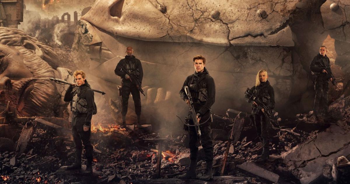 Hunger Games - la Révolte partie 2 : Clap de Fin #3