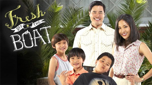 Fresh off the boat : la série familiale sur le clichés chinois avec Randall Park