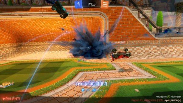 Rocket League - Du foot et des voitures pour un max de Fun #2