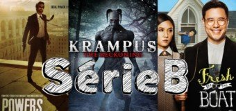 SérieB n°2 : Powers, The Krampus, Fresh off the boat