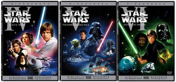Star Wars, commencer par 1,2,3 ou 4,5,6 ? #3