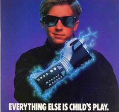 Oui dans les 80's on se fistait avec des éclairs