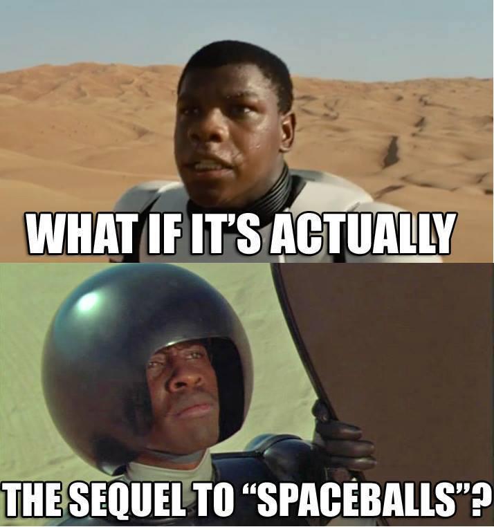 Elles ont vu Star Wars 7 et nous confient leurs impressions... #3