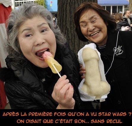 Elles ont vu Star Wars 7 et nous confient leurs impressions... #2