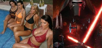Elles ont vu Star Wars 7 et nous confient leurs impressions...
