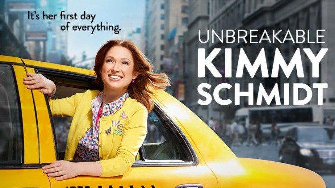 unbreakable-kimmy-schmidt-serie tv netflix