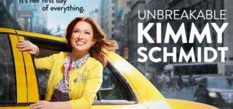 [Série TV] Unbreakable Kimmy Schmidt, probablement la série la plus drôle du moment