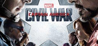 [Concours] Captain America : Civil War, des Tshirts et des places à gagner !