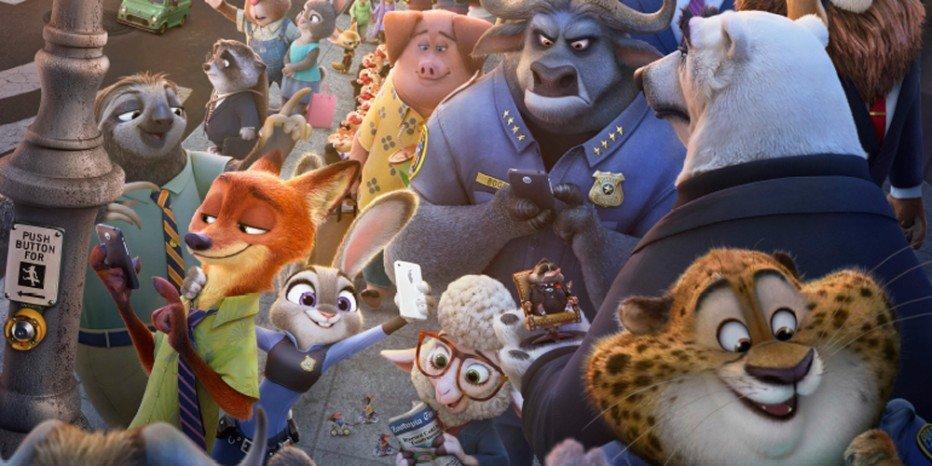 Zootopie, le premier dessin animé policier de Disney
