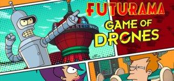 [Jeu mobile] Futurama – Classique avec ambiance !