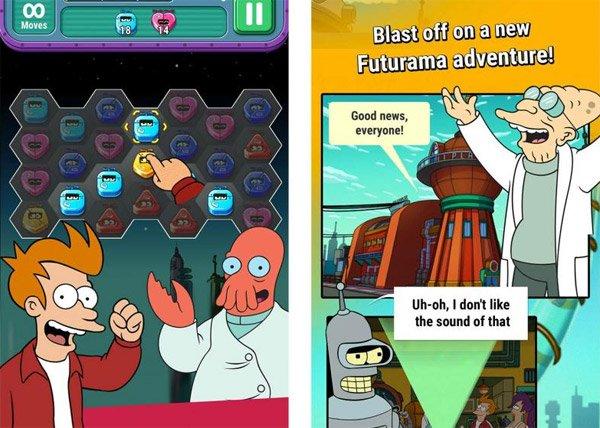 futurama-game-of-drone-android-ios-mobile