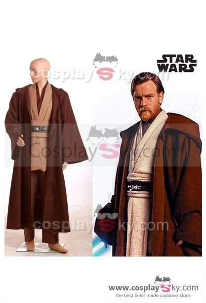 cosplay star wars obiwan
