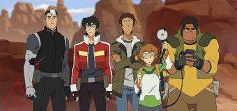[Anime] Voltron revient sur Netflix par les créateurs d'Avatar la Legende de Korra