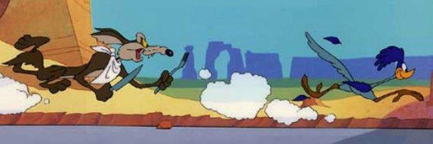 Bip Bip et Coyote ou la théorie d'ACME #2