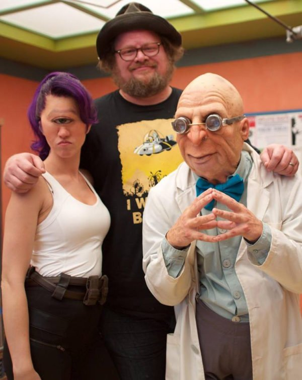 Fan-o-rama : le fan film de Futurama arrive ! #2