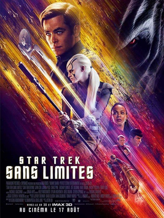 film star trek 3 sans limite