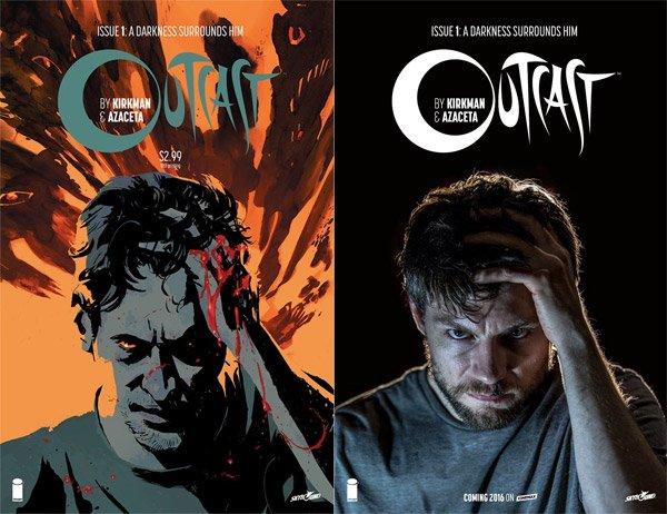 Outcast - Parfait mélange d'épouvante, thriller et fantastique #2