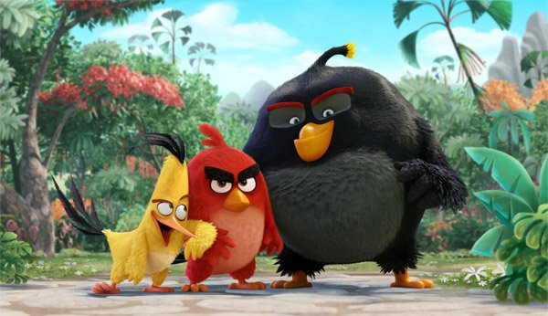 Angry Birds le film à gagner en Blu-ray et DVD #2