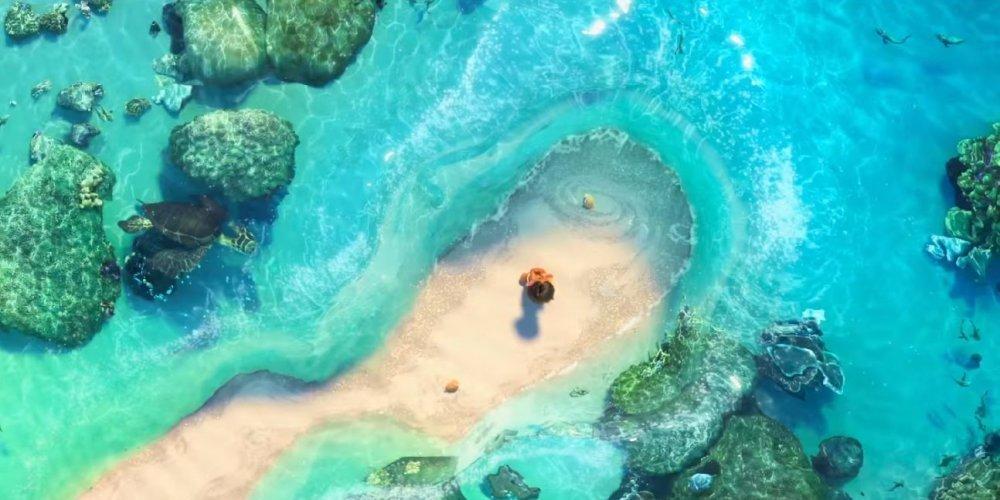 Vaiana : un road trip aquatique qui manque de méchants charismatiques #2