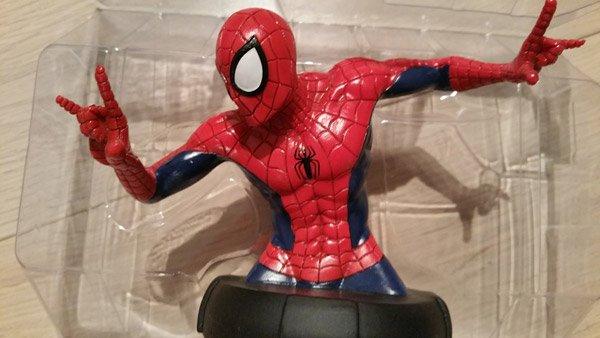 Buste-marvel-altaya-spiderman