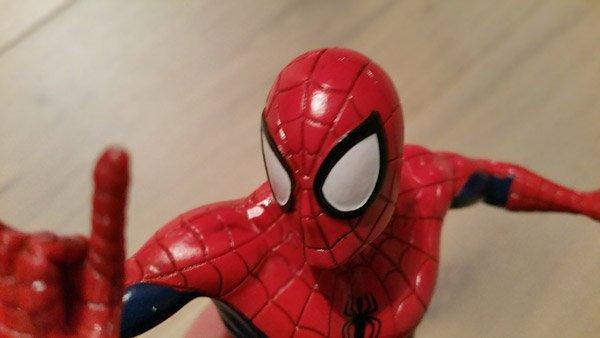 Buste-marvel-altaya-spiderman-3