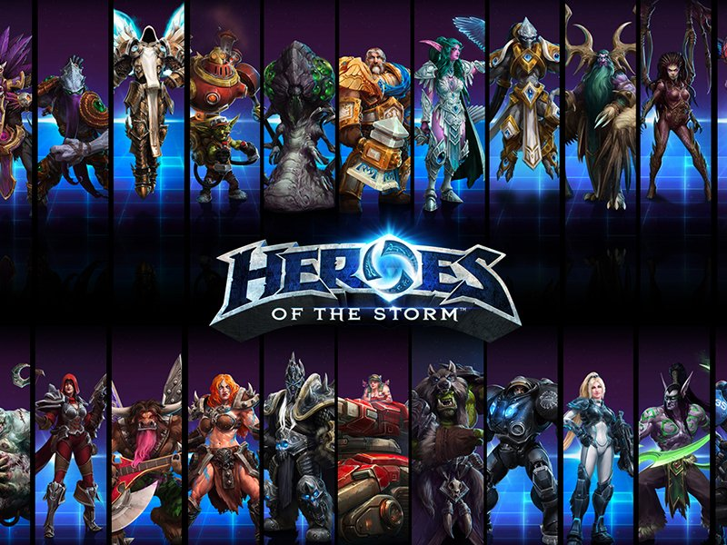 Test Heroes of the Storm - Le MOBA par Blizzard