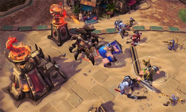 Test Heroes of the Storm - Le MOBA par Blizzard #2