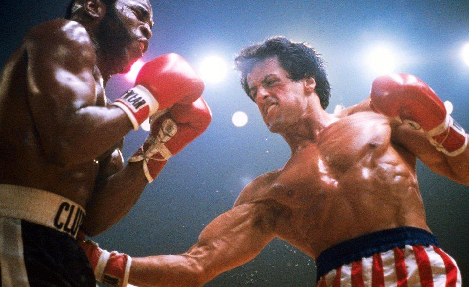 Drama Sport - Round One - Saga Rocky Balboa #5