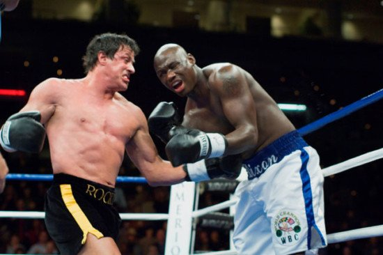 Drama Sport - Round One - Saga Rocky Balboa #8