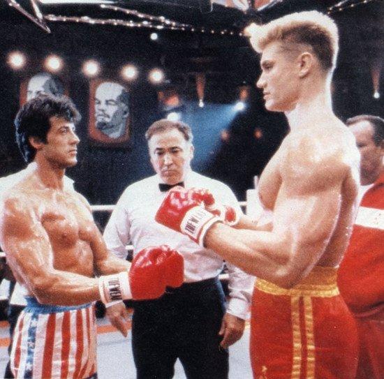 Drama Sport - Round One - Saga Rocky Balboa #7