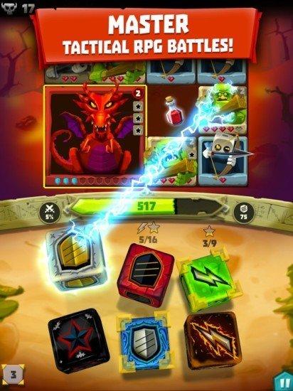 Dice Hunter : le jeu de dés/RPG sur mobile #2