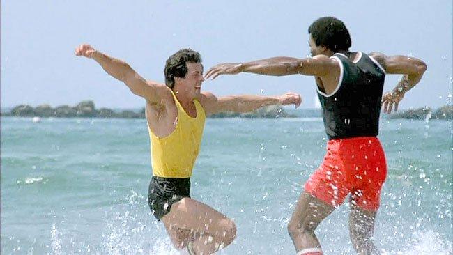 Drama Sport - Round One - Saga Rocky Balboa #4