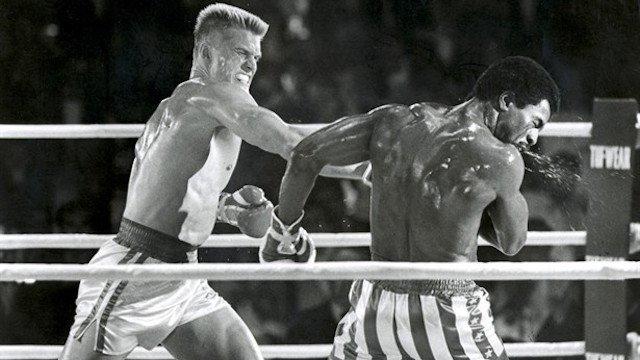Drama Sport - Round One - Saga Rocky Balboa #6