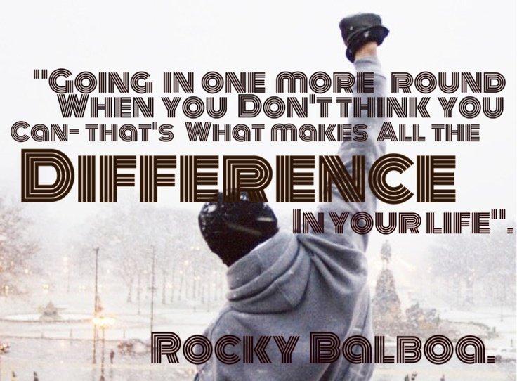 Drama Sport - Round One - Saga Rocky Balboa #11