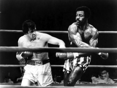 Drama Sport - Round One - Saga Rocky Balboa #2