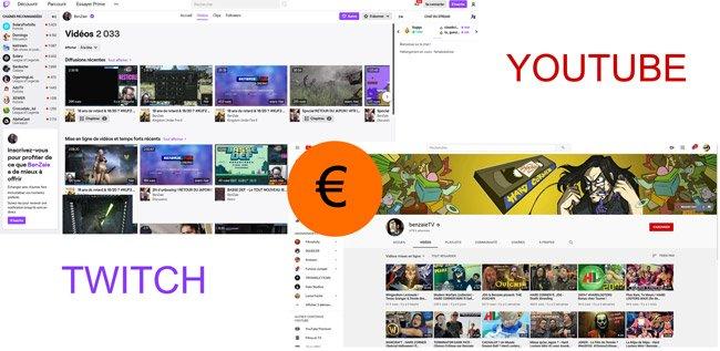 Twitch le sauveur ou le tueur de youtubeurs ?
