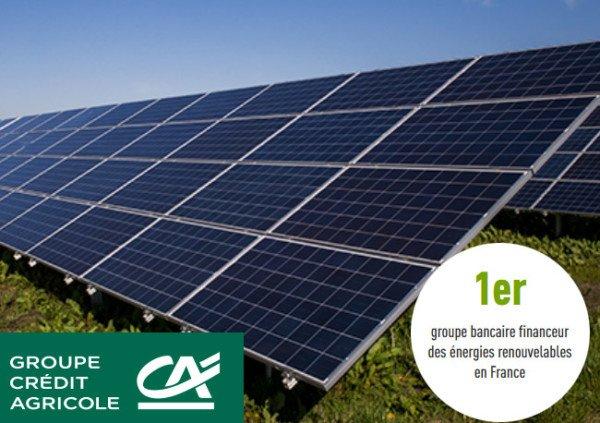 Credit agricole energie renouvelable