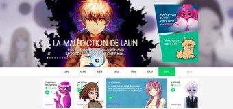 La plateforme de BD en ligne Webtoon est disponible en français